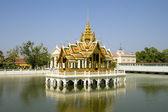 Bang Pa-In Palace Aisawan Thiphya-Art — Stockfoto