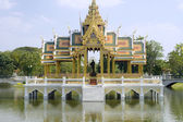Bang Pa-In Palace (Summer Palace) — Stock Photo