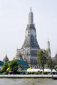 """Wat Arun (""""Temple of the Dawn"""") — Stock Photo"""