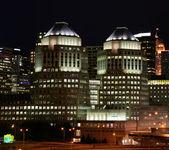 Cincinnati, Ohio Skyscrapers — Stock Photo