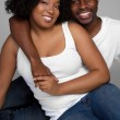 Royalty-Free Stock Photo: African American Couple
