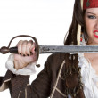 Royalty-Free Stock Photo: Pirate