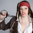 Pirate - Stock Photo