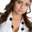 Stock Photo: Beautiful Hispanic Woman