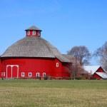 Round Barn — Stock Photo #2295264