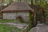 Old watermill — Stock Photo