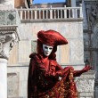 Venice colorful mask — Stock Photo #2405706