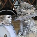 Venice colorful mask — Stock Photo