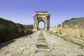 Arch of Septimius Severus — Stock Photo
