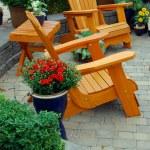 Adirondack Chair — Stock Photo #2383576