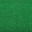 Artificial golf green grass - Stock Photo