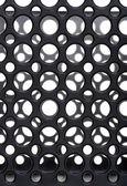 Black circles — Stock Photo