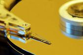 Consejos de lectura de disco duro — Foto de Stock