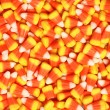 Candy corn - Stock Photo