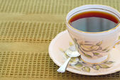 Coffee closeup — Stock Photo