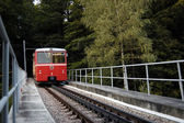 Funicular train — Stock Photo