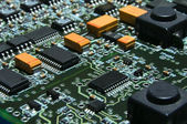 Circuit board — Stock Photo