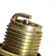 Spark plug close up — Stock Photo
