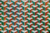 Tile pattern — Stock Photo