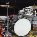 Drum set — Stock Photo #2394272