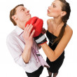 Boxing — Stock Photo #2534940