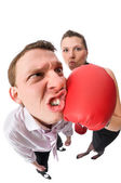 Boxing — Stock Photo