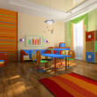Interior of baby office — Stock Photo #2401217