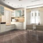 Interior of kitchen — Stock Photo #2565532