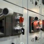 Control panel 1 — Stock Photo #2389646