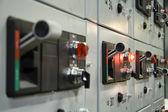 Control panel 1 — Stock Photo