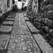 calle estrecha — Foto de Stock