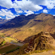 Stock Photo: UrubambRiver