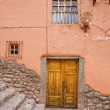 House in Cusco — Stock Photo