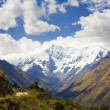 In the Andes - Stock Photo