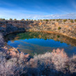 Montezuma well — Stock Photo