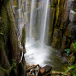 Waterfall top view — Stock Photo #2377462