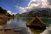 Lake Georg Blau — Stock Photo