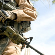 US soldier — Stock Photo #2379942