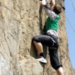 Climber — Stock Photo #2534018