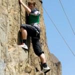Climber — Stock Photo #2534035