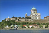 Basilica in Esztergom, Hungary — Stock Photo
