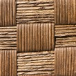 Handmade Basket Texture - Stock Photo