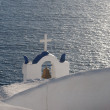Greek church bell — Foto de Stock