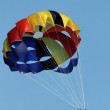 Royalty-Free Stock Photo: Parasailing parachute