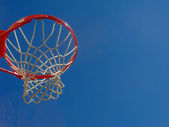 Shoot A Hoop — Stock Photo