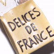 French delices - Stock Photo