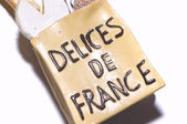 French delices — Stock Photo