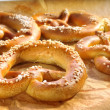 Stock Photo: Pretzel