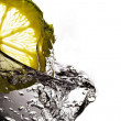 Mineral water — Stock Photo
