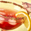 Stock Photo: Campari Cocktail